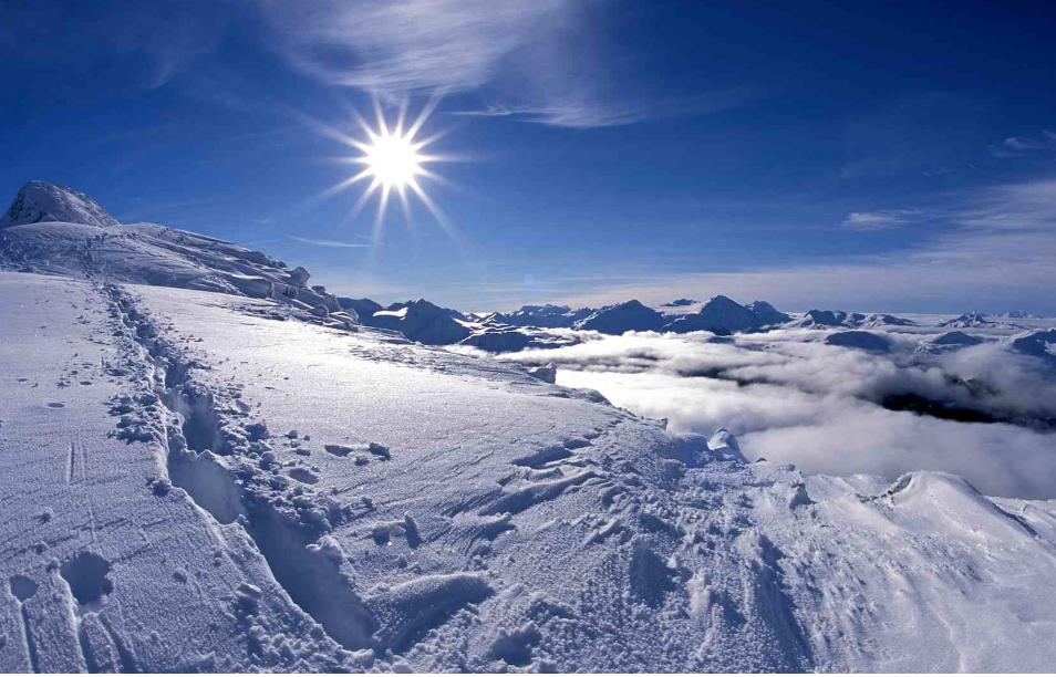 Alaskan Scenery - Tyler Garnham