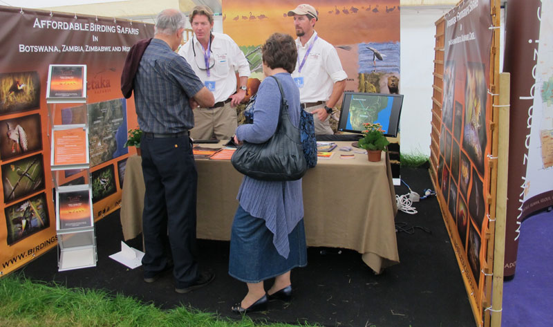 British Birdwatching Fair 2012